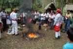 Maya Ceremony, Dos Pilas, Petén